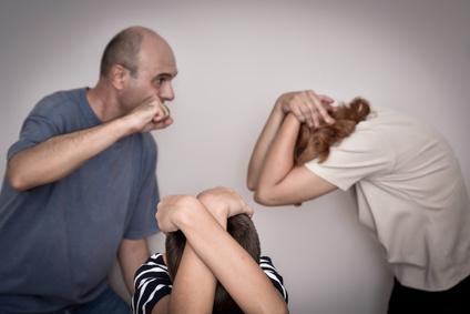 maltrattamenti domestici
